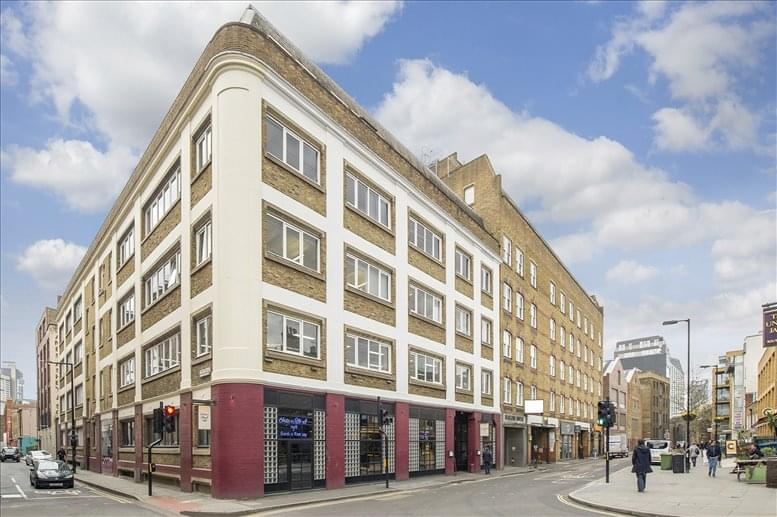 Harling House, 51 Great Suffolk Street Office Space Southwark
