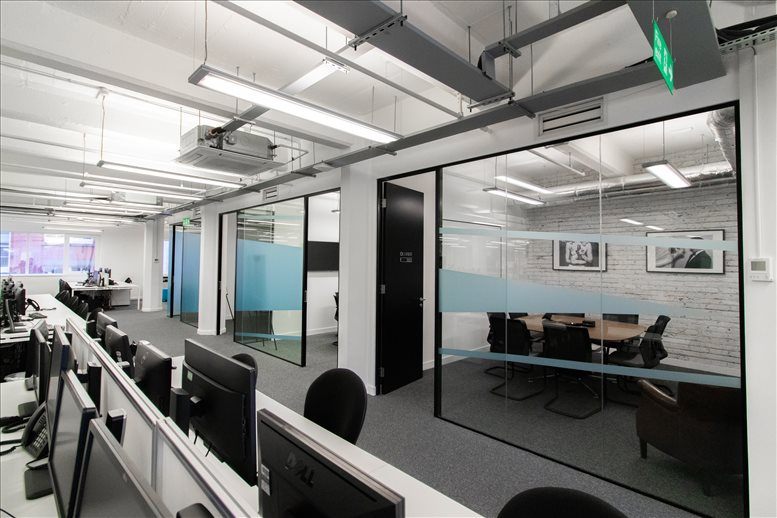 Photo of Office Space on Harling House, 51 Great Suffolk Street Southwark