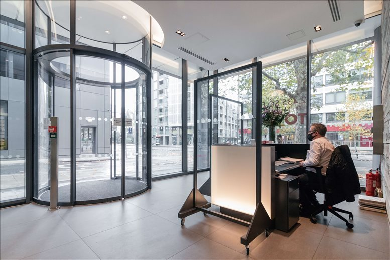 Office for Rent on One Valentine Place South Bank