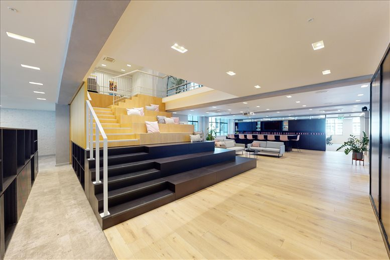 19-20 Berners Street Office Space Fitzrovia