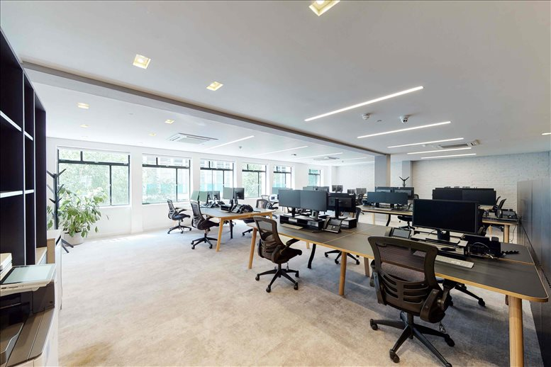 19-20 Berners Street Office for Rent Fitzrovia