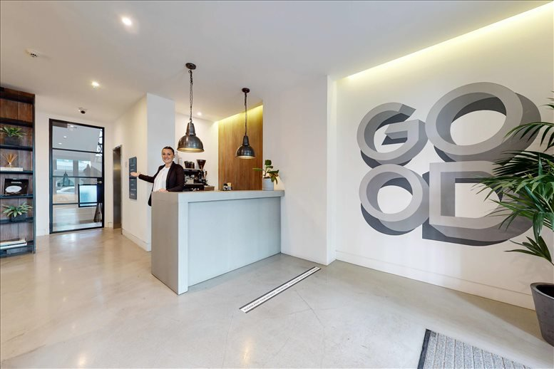 Image of Offices available in Fitzrovia: 19-20 Berners Street