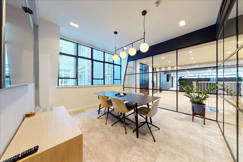 Fitzrovia Office Space for Rent on 19-20 Berners Street
