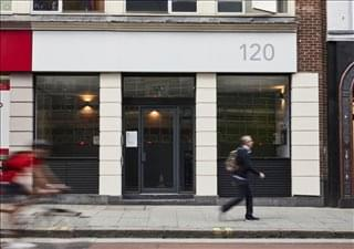 Photo of Office Space on 120 Charing Cross Rd, West End - Charing Cross