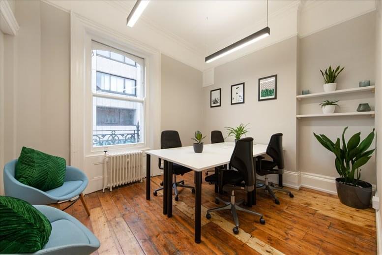 30 Binney Street, Mayfair Office for Rent Bond Street
