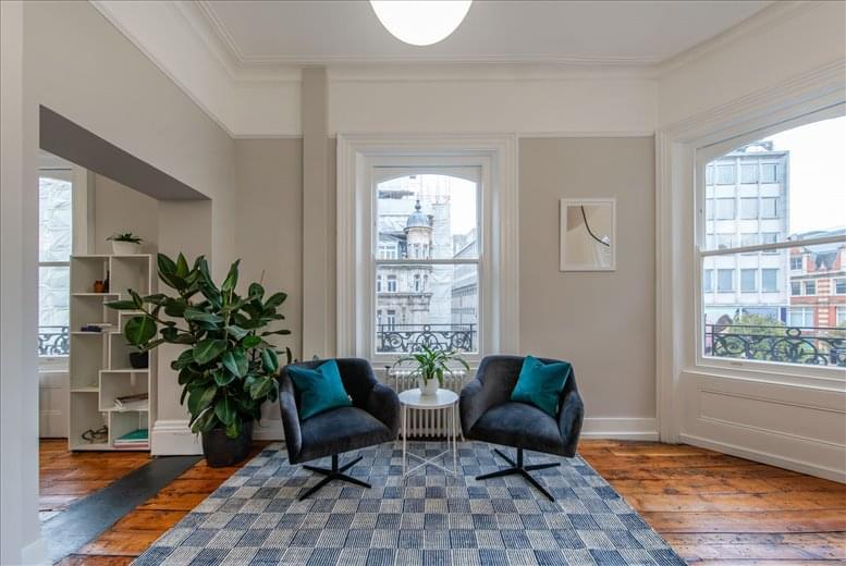 Image of Offices available in Bond Street: 30 Binney Street, Mayfair