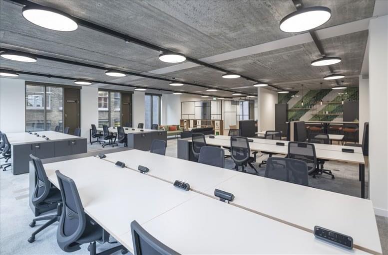 Picture of Verse Building, 18 Brunswick Place Office Space for available in Old Street