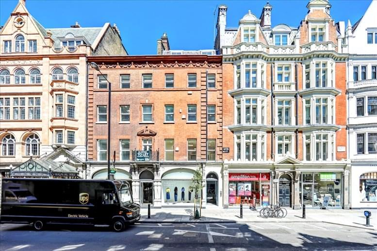 32 Wigmore Street Office Space Cavendish Square
