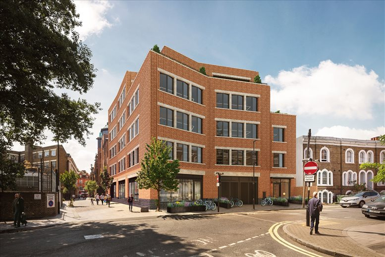 The Department Store Studios, 19 Bellefield Road Office Space Brixton