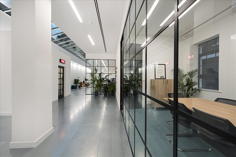 8 Leeke Street, Kings Cross Office for Rent Kings Cross