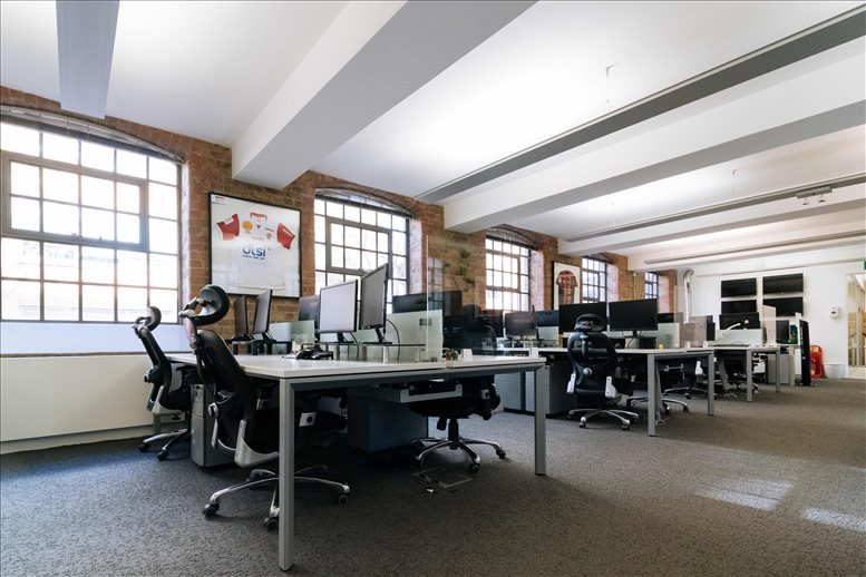 Photo of Office Space on 1 Boundary Row Southwark