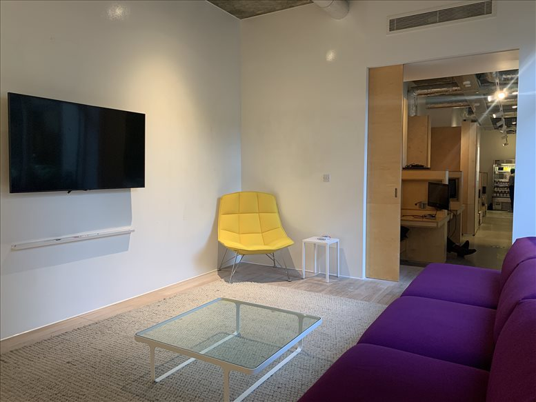 Photo of Office Space on 18 Wenlock Road Hoxton