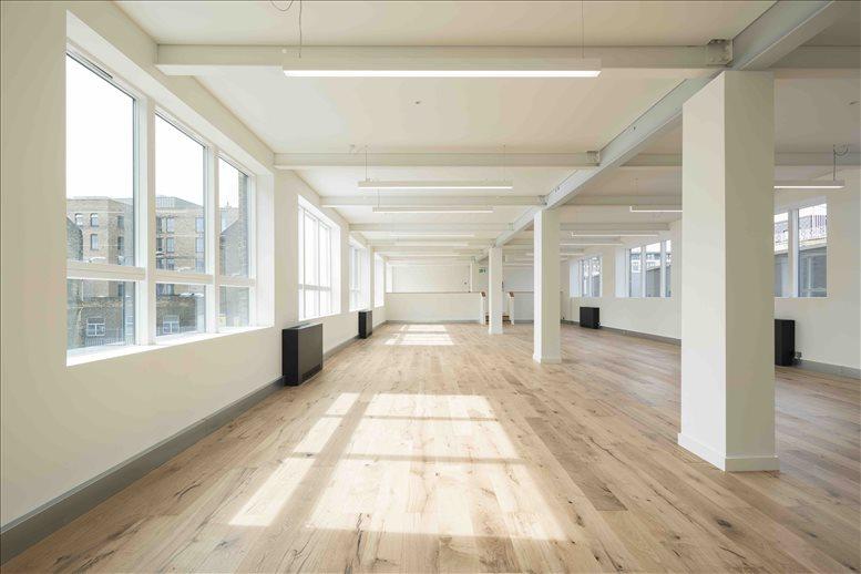 Photo of Office Space on 4-26 Britannia Street Kings Cross