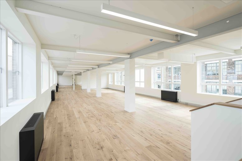 Picture of 4-26 Britannia Street Office Space for available in Kings Cross