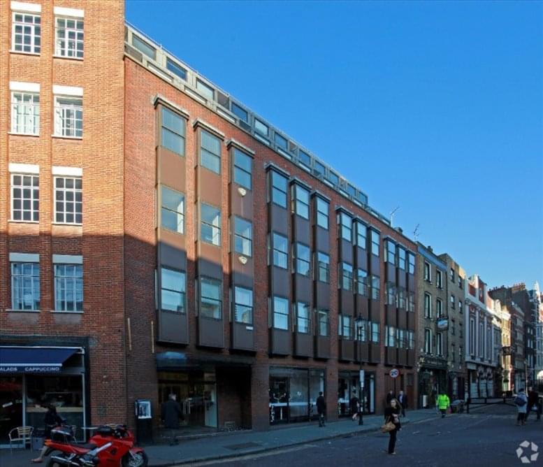 99 Charterhouse Street, London Office Space Barbican