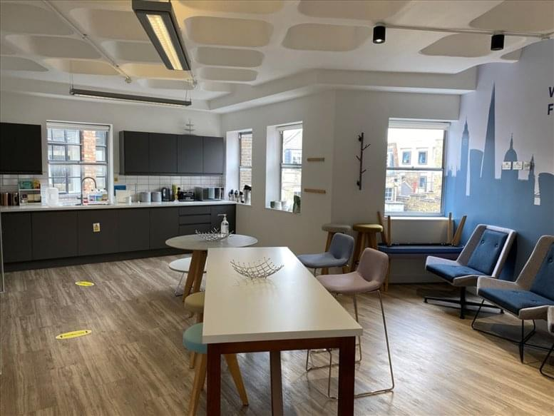 Picture of 99 Charterhouse Street, London Office Space for available in Barbican