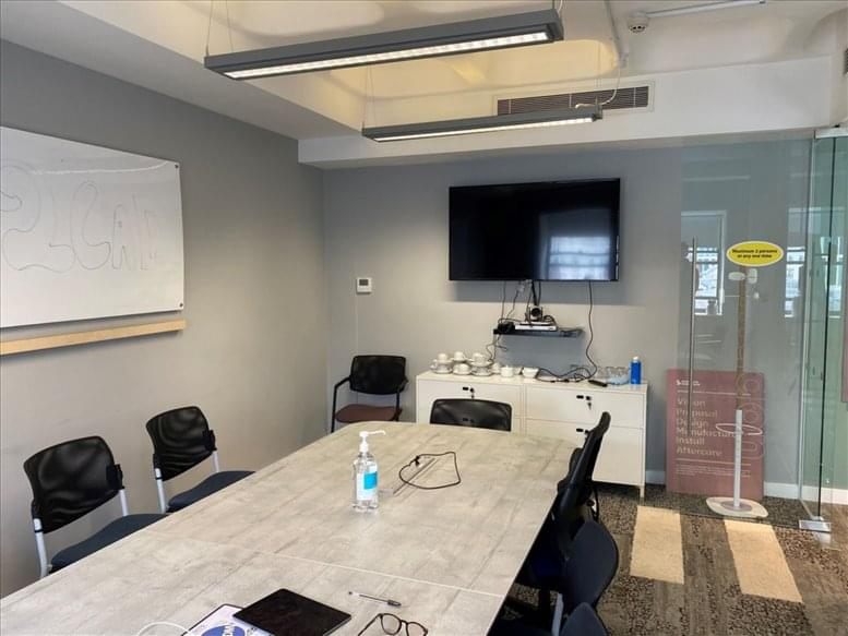 Office for Rent on 99 Charterhouse Street, London Barbican