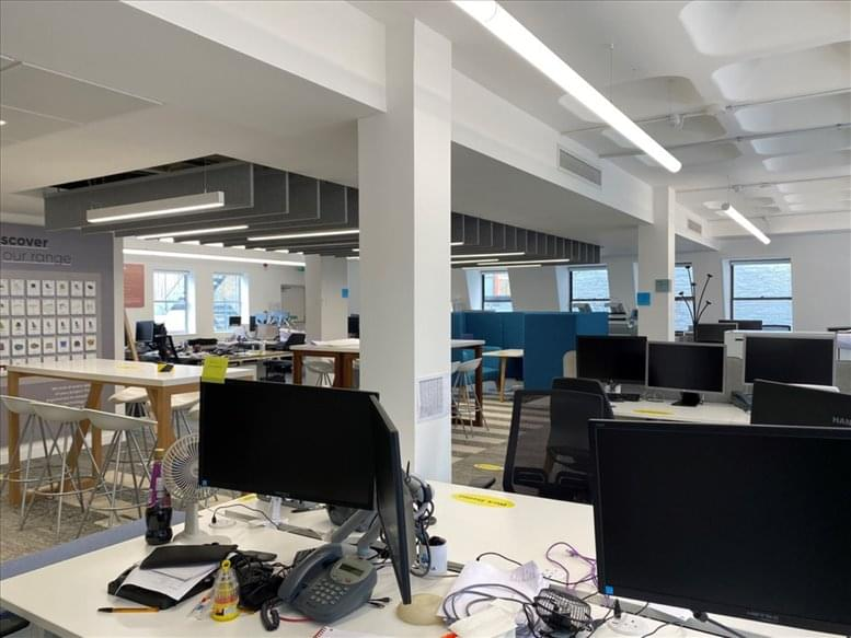 Image of Offices available in Barbican: 99 Charterhouse Street, London