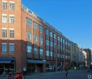 Photo of Office Space on 99 Charterhouse Street, London - Barbican