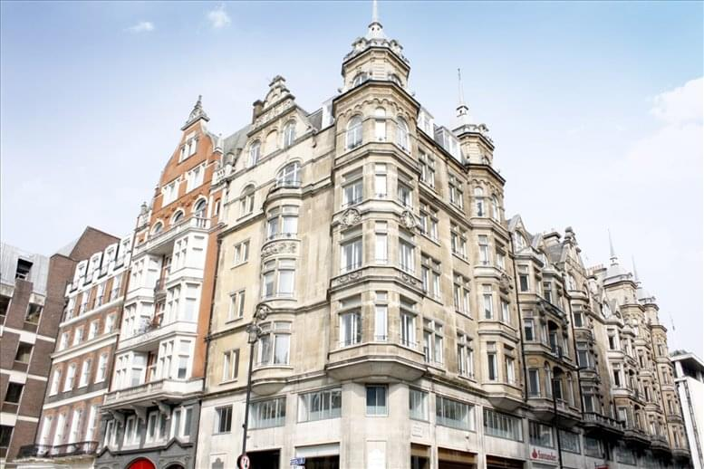 14 Hanover Square Office Space Oxford Circus