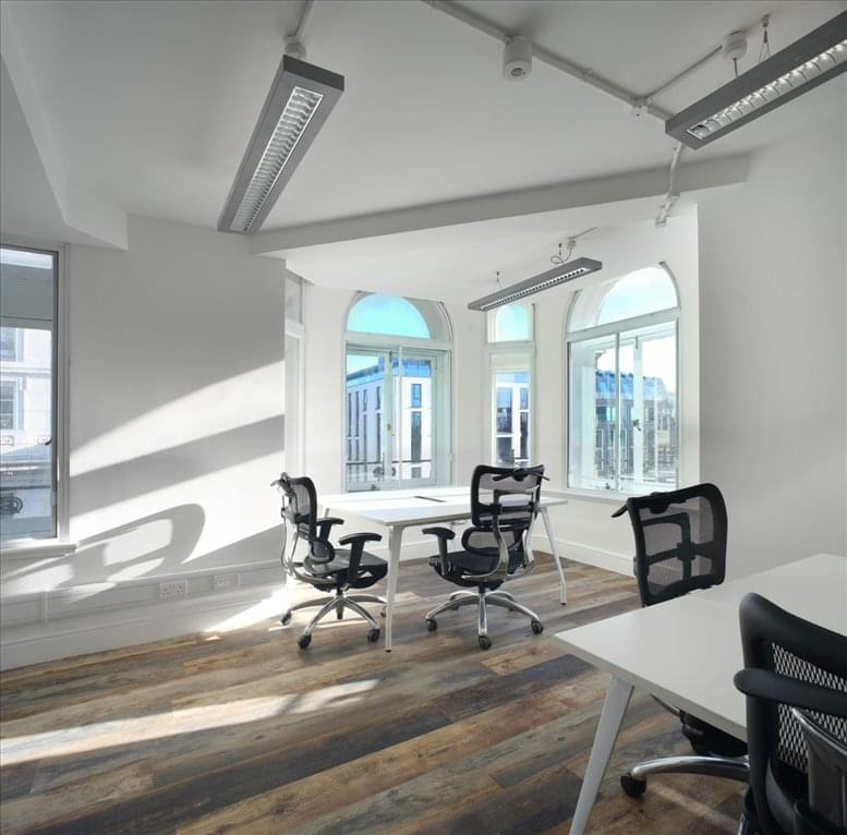 14 Hanover Square Office for Rent Oxford Circus
