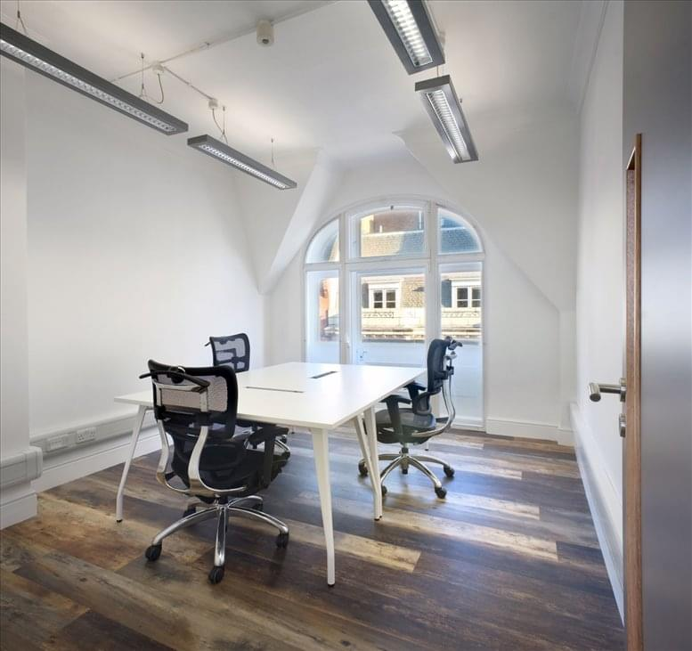 Office for Rent on 14 Hanover Square Oxford Circus
