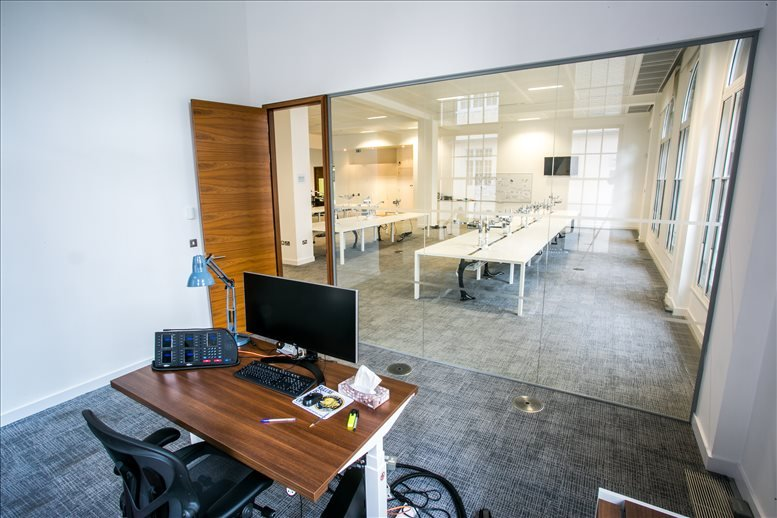 Picture of 21 Grosvenor Place, Belgravia Office Space for available in Belgravia