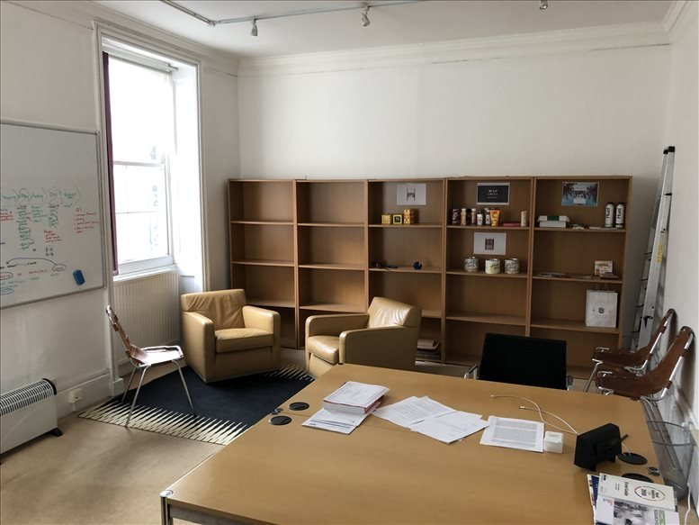 Image of Offices available in Marylebone: 9 Mansfield Street