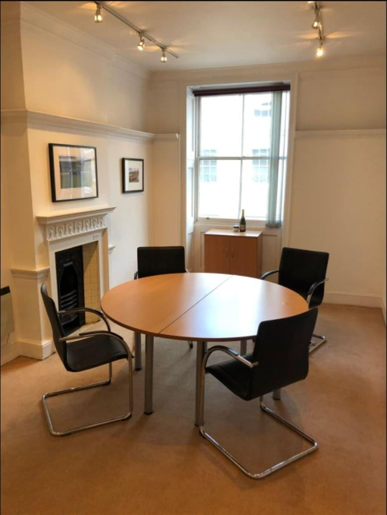 Marylebone Office Space for Rent on 9 Mansfield Street