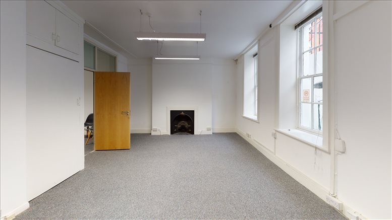 Image of Offices available in Marylebone: Lower Ground 42, Manchester Street, London