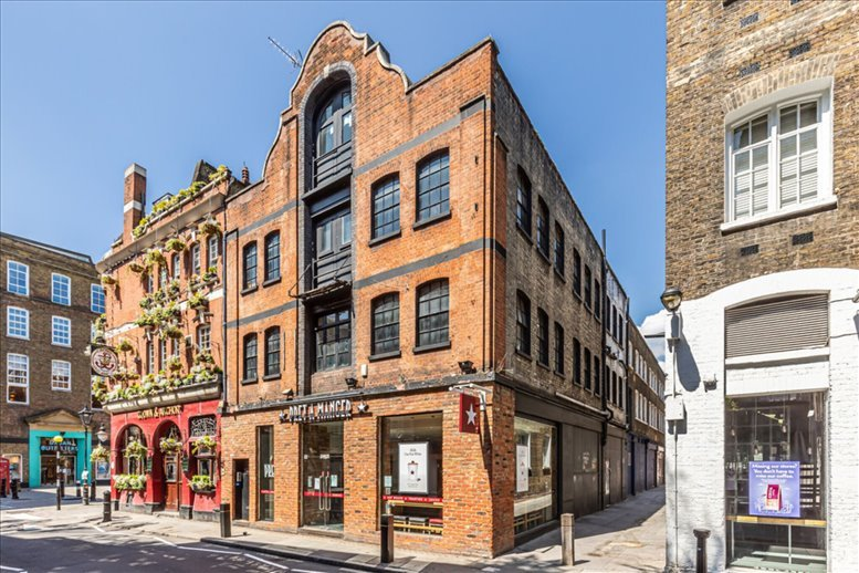 30-32 Neal St, Covent Garden, London available for companies in Charing Cross