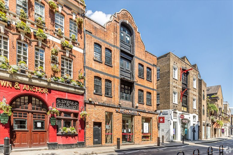 Photo of Office Space on 30-32 Neal St, Covent Garden, London Charing Cross