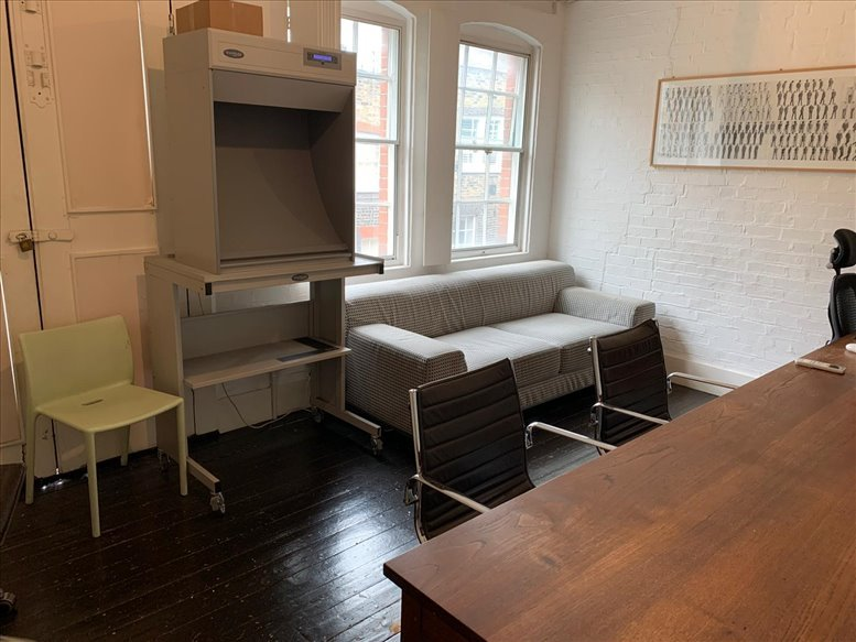 Office for Rent on 30-32 Neal St, Covent Garden, London Charing Cross