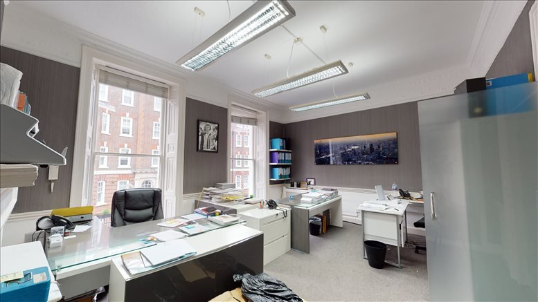 First Floor, 42 Manchester Street, London Office for Rent Marylebone