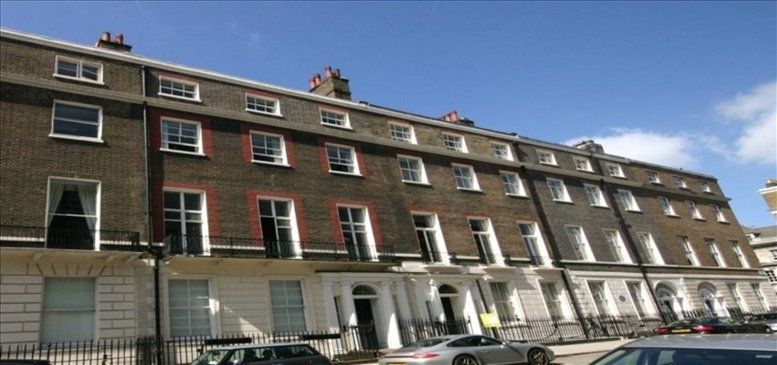 Second Floor, 9 Mansfield Street, Marylebone, London available for companies in Cavendish Square