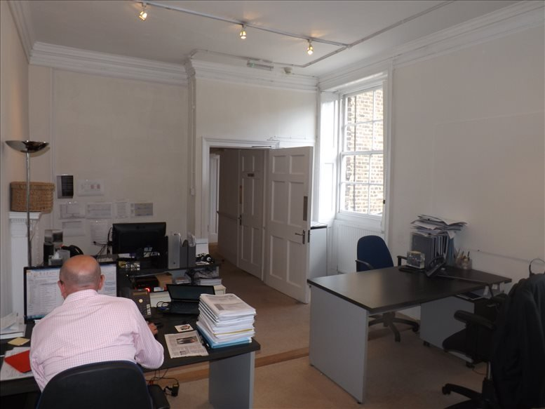 Picture of 9 Mansfield Street, Marylebone Office Space for available in Cavendish Square