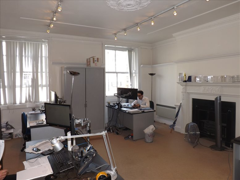 Office for Rent on 9 Mansfield Street, Marylebone Cavendish Square