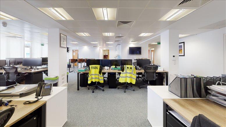 5th Fl, 7-8 Savile Row, Mayfair, London Office for Rent Soho