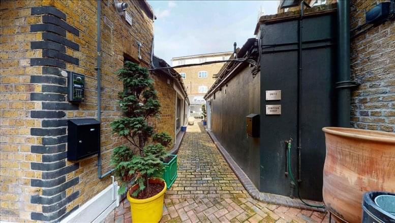 2 Plantain Pl, Crosby Row, London Office Space Borough