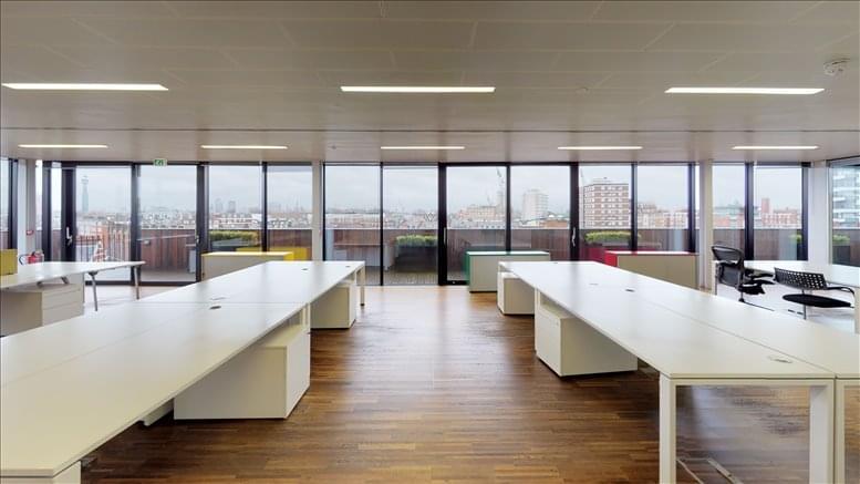 Photo of Office Space on 223-231 Old Marylebone Rd, Marylebone, London Paddington