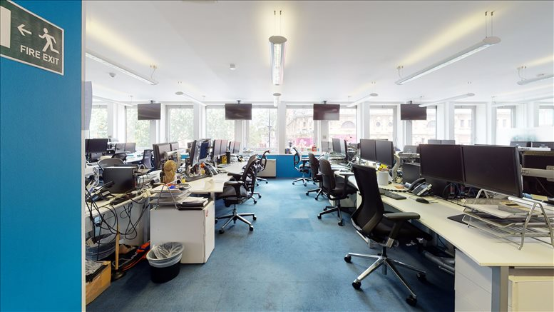Picture of 168-173 High Holborn, West End, London Office Space for available in High Holborn