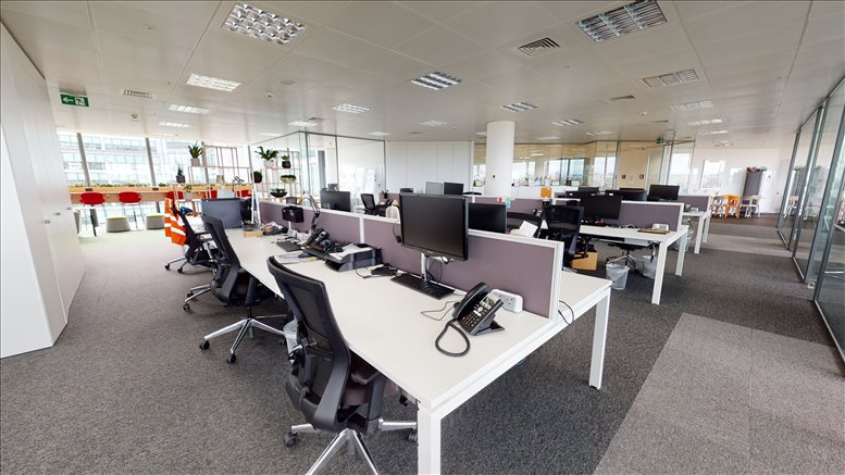Picture of 3 Sheldon Square, London Office Space for available in Paddington