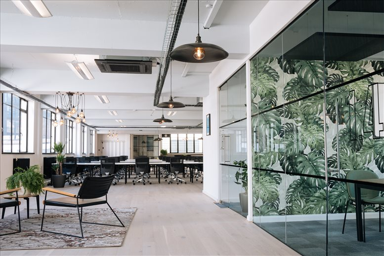 32-38 Scrutton St, Hackney Office Space Shoreditch