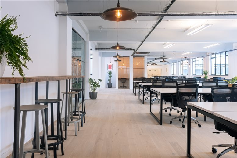 Office for Rent on 32-38 Scrutton St, Hackney Shoreditch