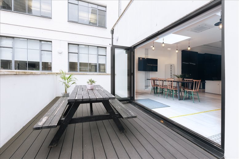 Shoreditch Office Space for Rent on 32-38 Scrutton St, Hackney