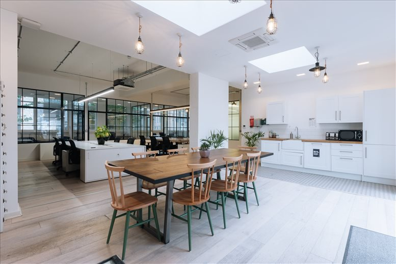 Rent Shoreditch Office Space on 32-38 Scrutton St, Hackney