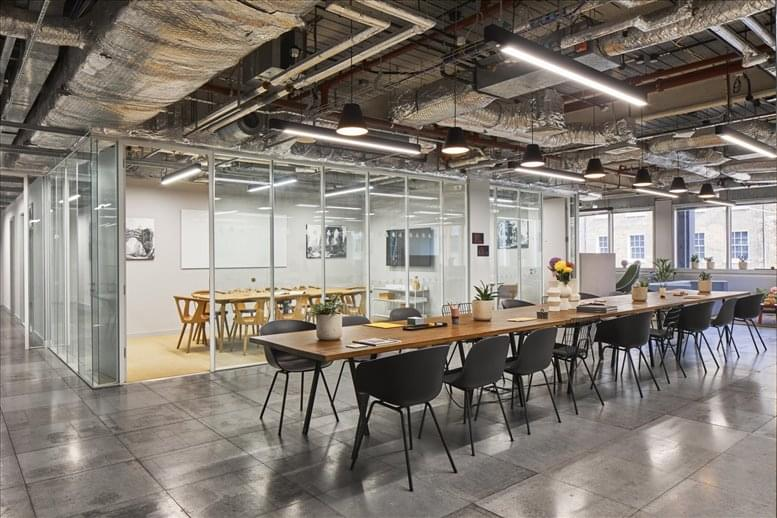 Office for Rent on 100 Liverpool Street, Broadgate, London Liverpool Street