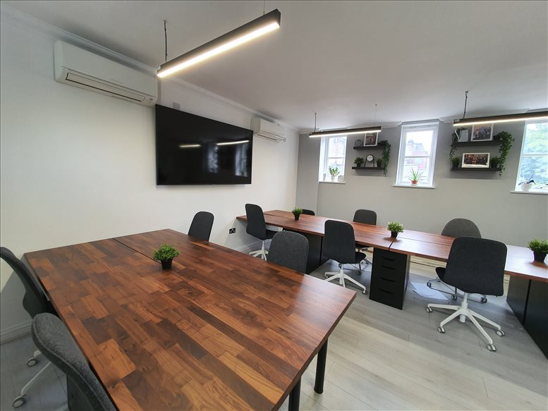 Image of Offices available in Romford: The Mews, 18 Gresham Road, Brentwood