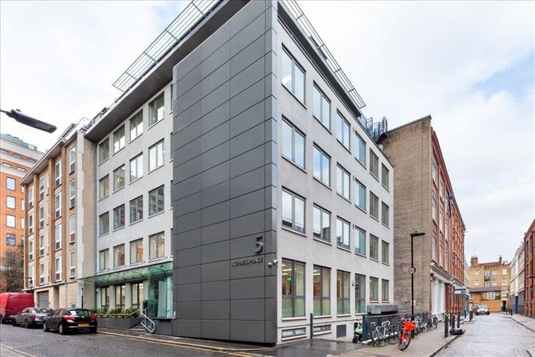 Photo of Office Space on 5 Richbell Pl, Holborn - WC1N