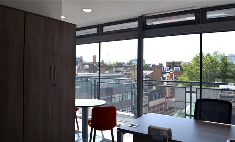 Picture of 5 Richbell Pl, Holborn Office Space for available in Holborn